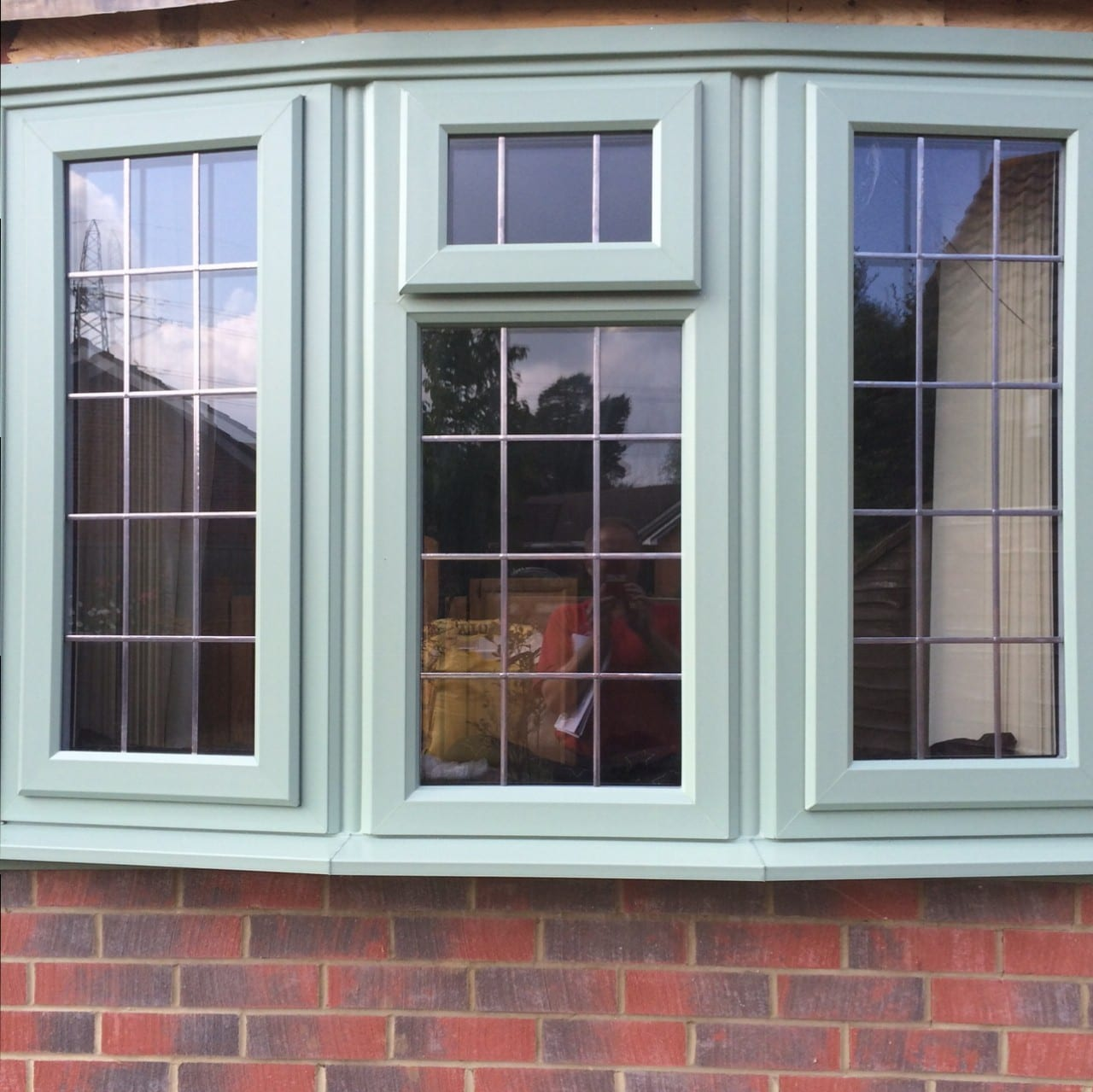 Chartwell Green Window Dorset Windows Ltd