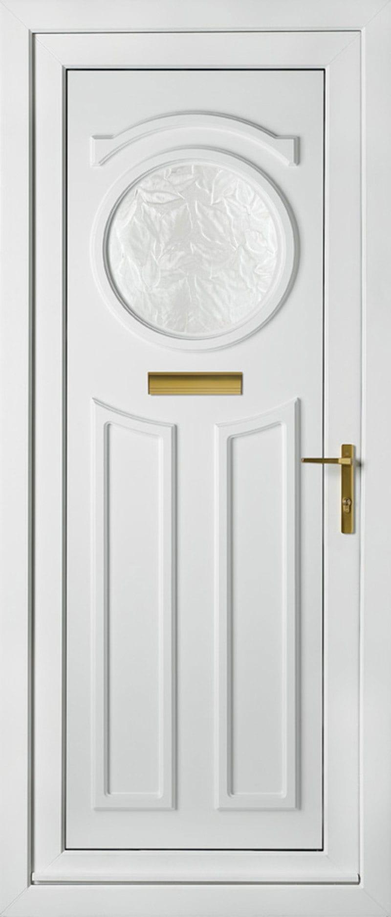 Pvc Panel Doors : Pvc doors and decorative panels dorset windows ltd