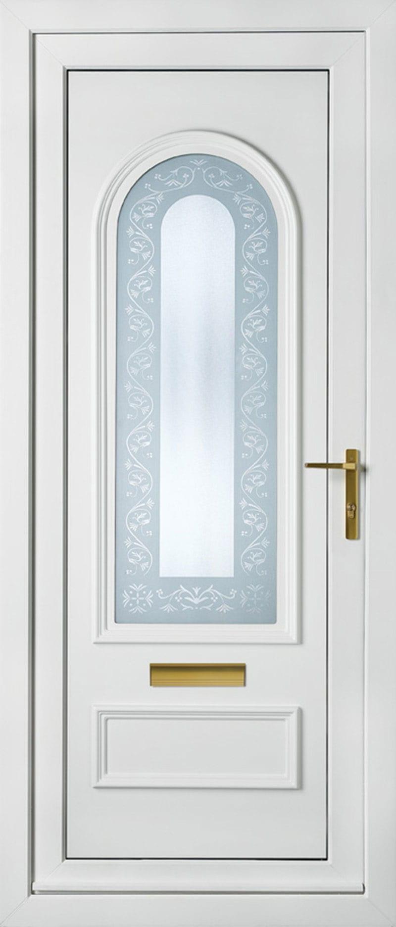 Pvc Doors Uk : Pvc doors and decorative panels dorset windows ltd