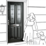 New Composite Distinction Door Range
