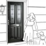 New Composite Distinction Door Range