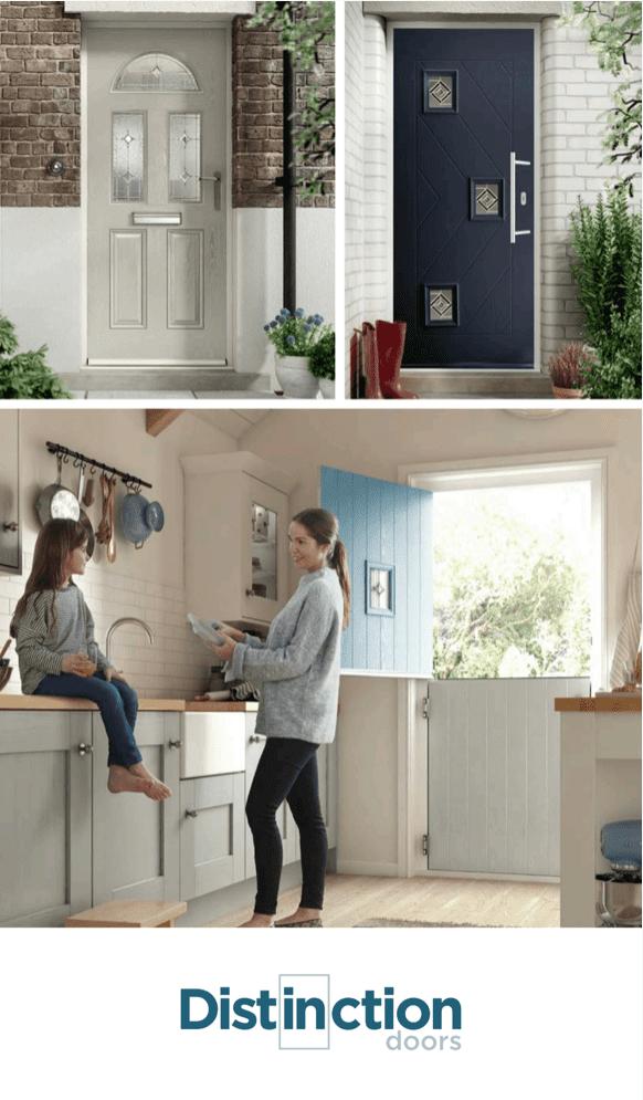 Dorset Windows Composite Door Brochure