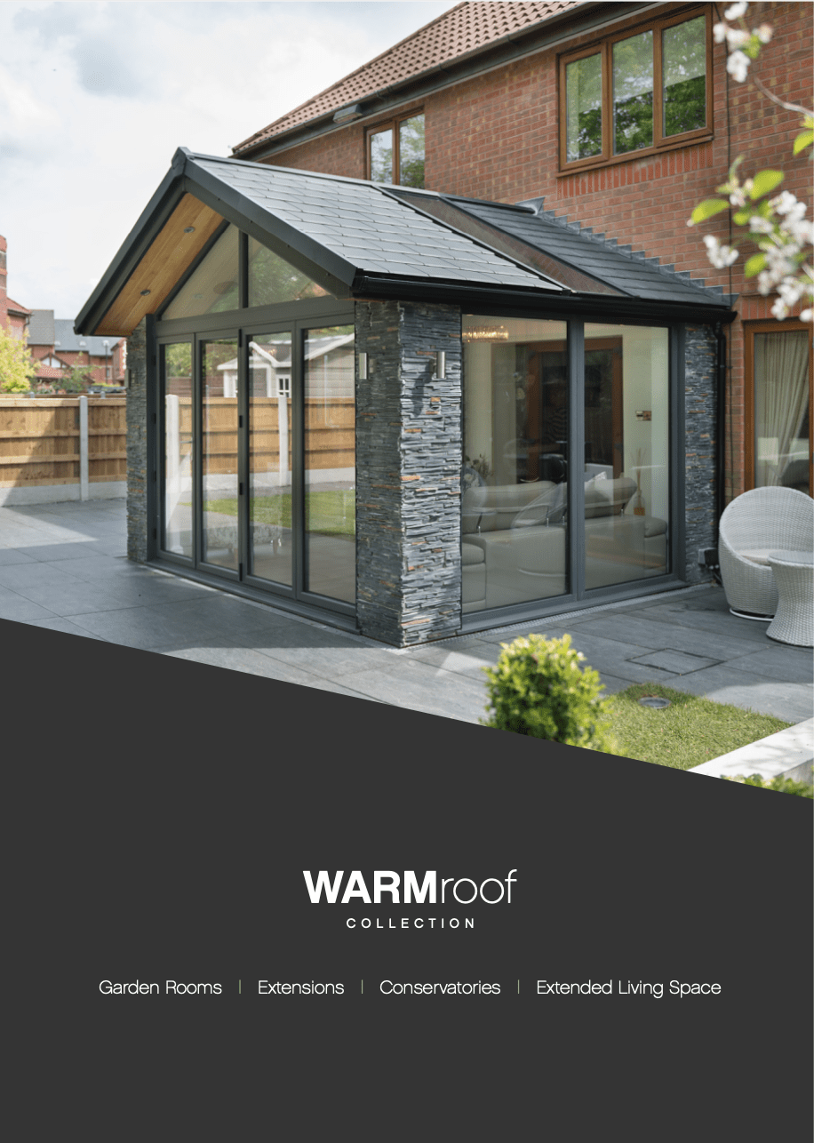 WARMroof Collection Brochure