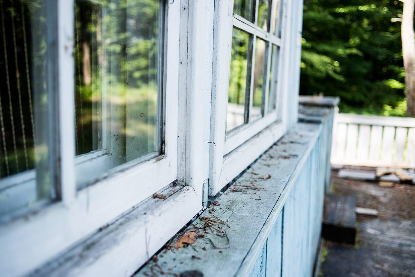 Older window