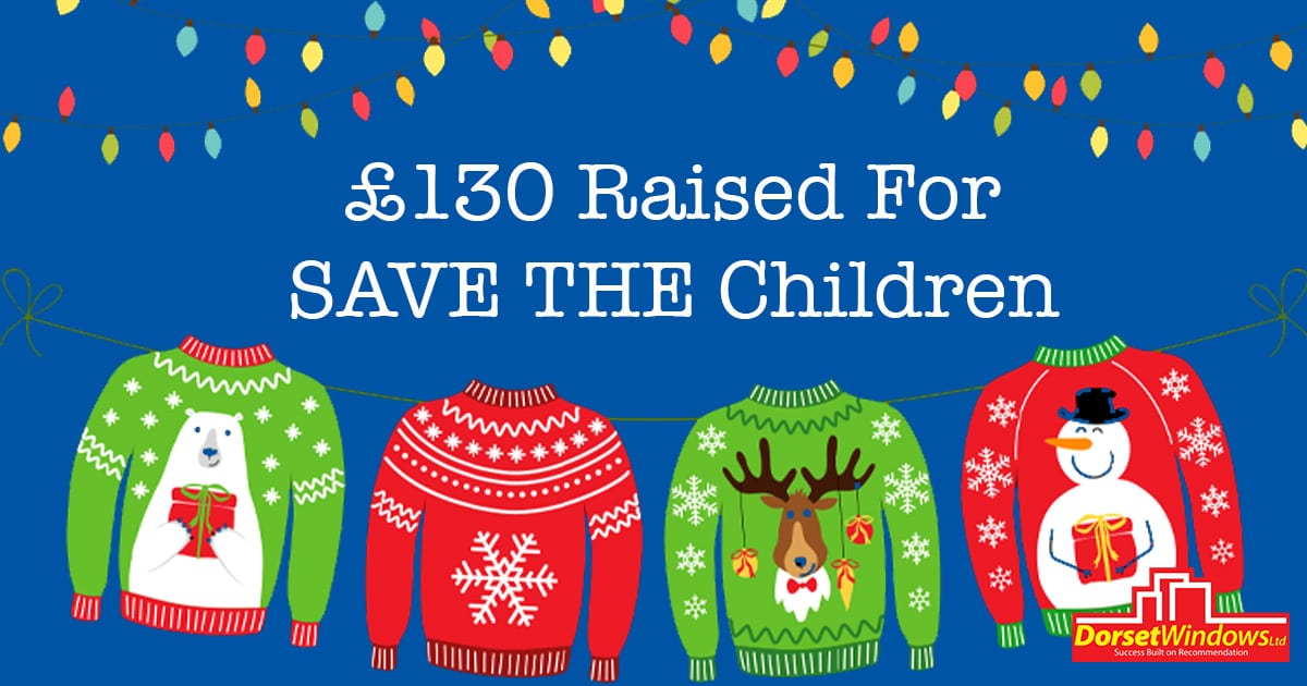 Save The Children Money Raised!