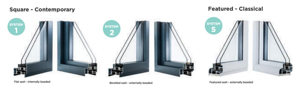 Window Casement Options